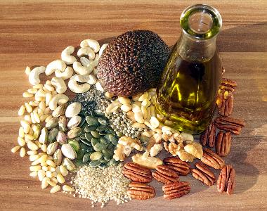 Lebensmittel mit Omega-9 / Vorkommen