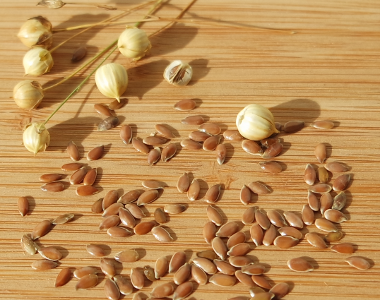 Flax Seed - Small Seeds With Healthy Benefits