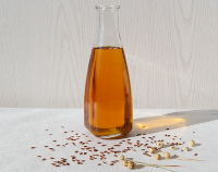 article preview  -  Linseed Oil - Healthy Effects By Unsaturated fatty Acids